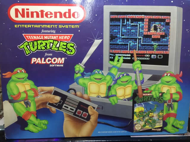 Teenage Mutant Ninja Turtles -TMNT