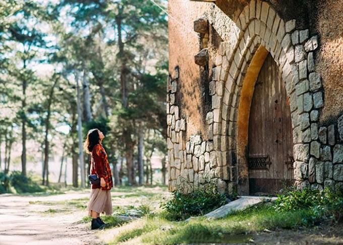 Tu viện bỏ hoang Franciscaines ở Đà Lạt - Một background hoàn hảo cho bộ ảnh ma mị triệu like