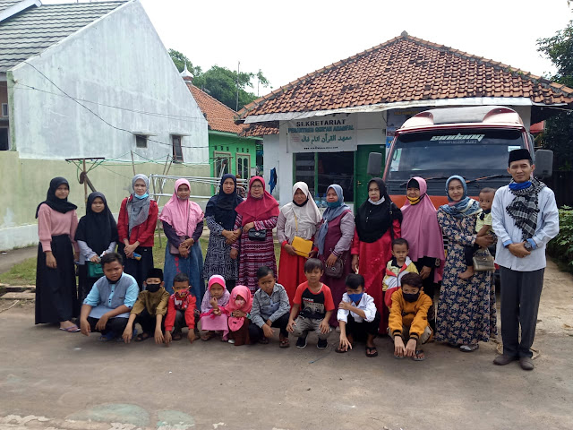 Rihlah Rumah Quran BNQ Cirebon di J & J Linggarjati Kuningan