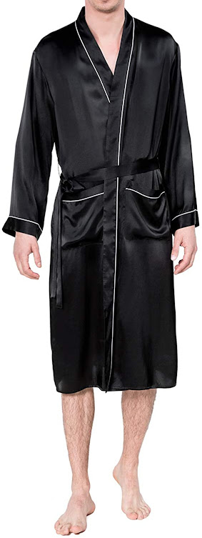 Men's Silk Robes