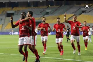 التشكيل الرسمي للأهلي أمام جيما الأثيوبي