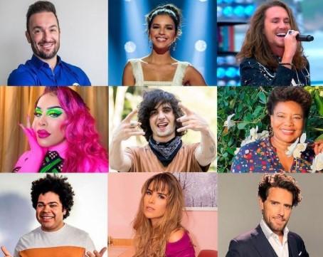 Globo anuncia elenco do 'Show dos Famosos', saiba quem
