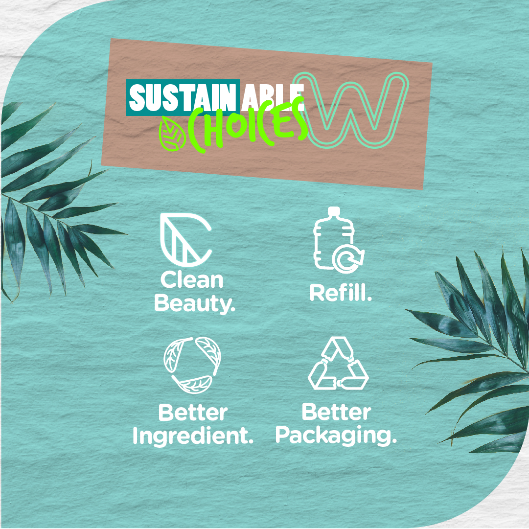 Watsons Sustainable Choices
