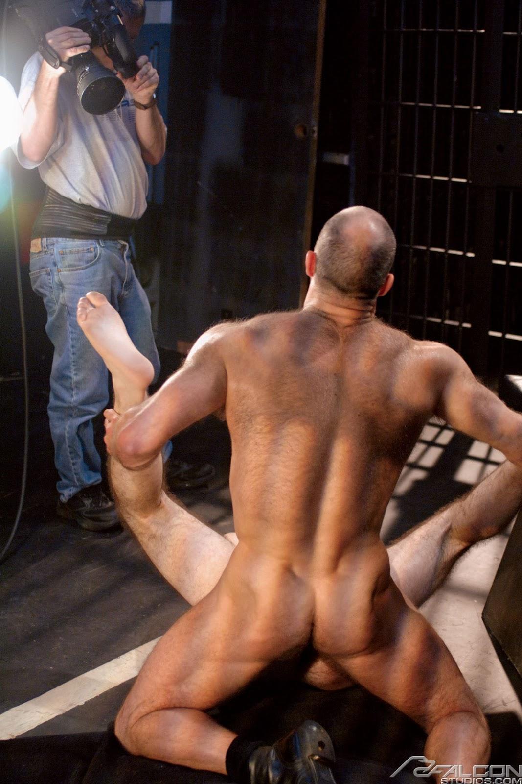 gay porn log cabin
