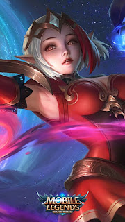 Lunox Bloody Mary Heroes Mage of Skins V2