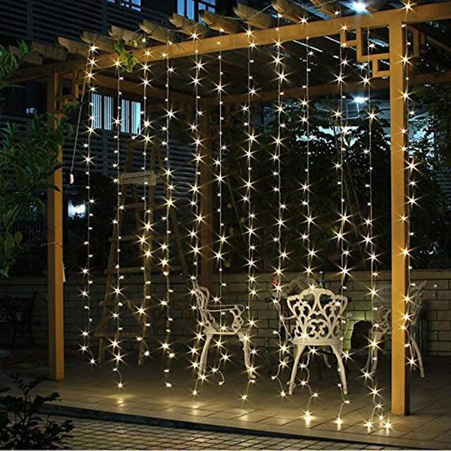 Curtain String Light