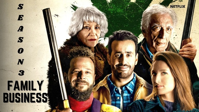 Netflix Family Business Season 3