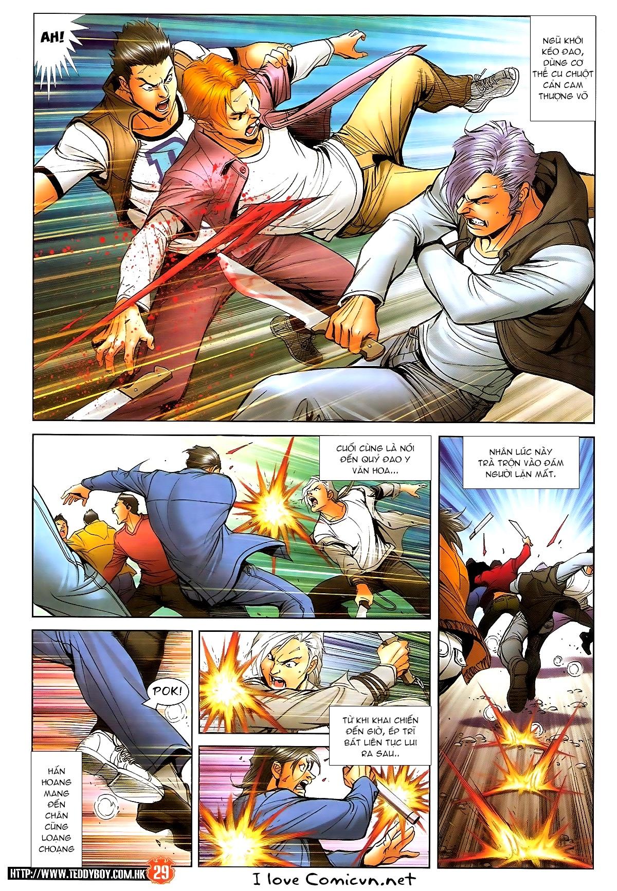 Người Trong Giang Hồ chapter 1702: lịch sử trùng diễn 3 trang 26