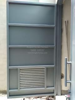 jasa pintu besi ruang genset surabaya, sidoarjo, dan sekitarnya