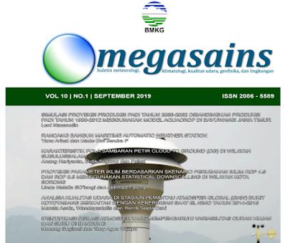 Jurnal Megasains GAW Kototabang