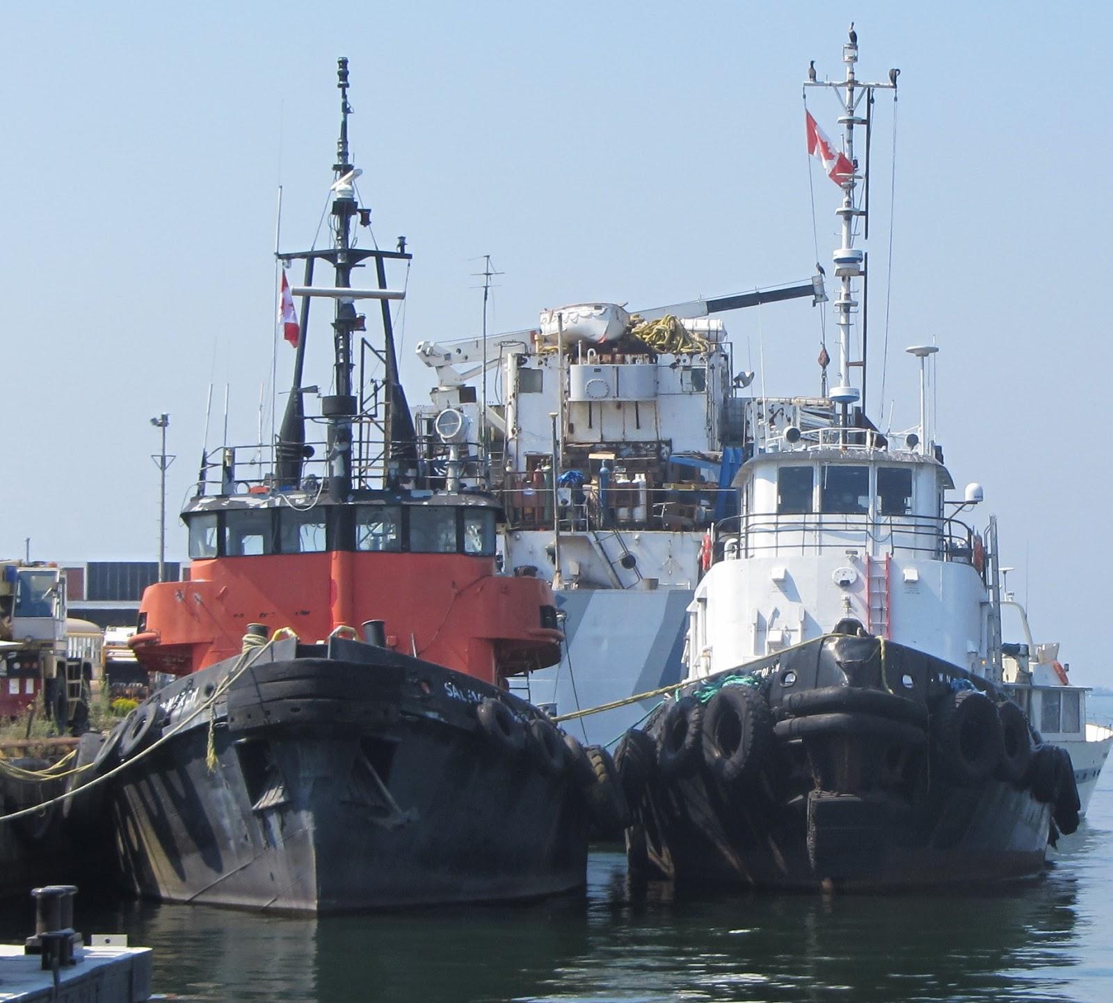 Carlz Boats: Tug Boat SALVAGE MONARCH