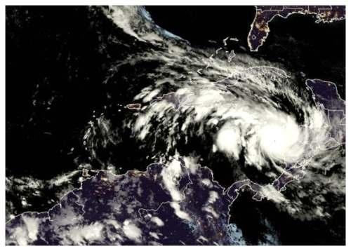 El huracán Eta azota a Centroamérica como tormenta de categoría 4