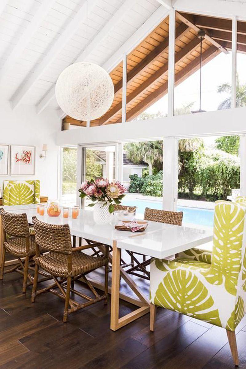 Hawaiian Style Interiors The Wicker House