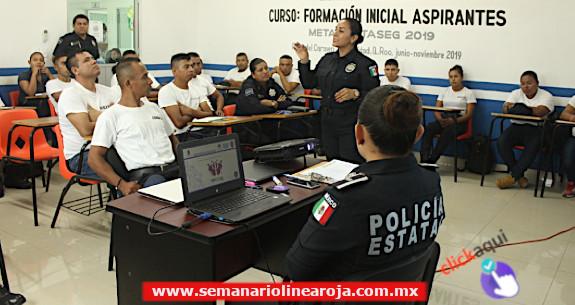 POLICÍAS MUNICIPALES RECIBEN CAPACITACIÓN EN EQUIDAD DE GENERO