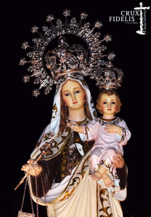 Cultos y Procesión de la Virgen del Carmen del Varadero de Motril