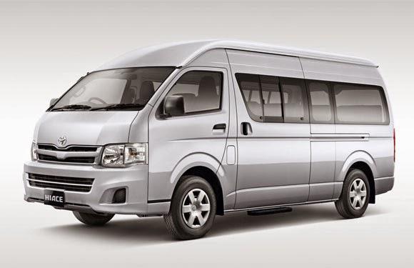 Sewa Toyota Hiace Bandung