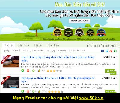 Trong bài viết trước, Cộng đồng Freelancer đã giới thiệu sơ lược về website  tìm việc làm Freelance Mini, kỳ này sẽ nhập môn làm việc tự do trên một  phiên ...