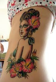 Small Feminine Tattoo Design