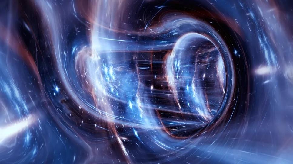 """آیا """"درگاههای گرانشی"""" میتوانند ذرات ماده تاریک را به ماده معمولی تغییر دهند؟"""