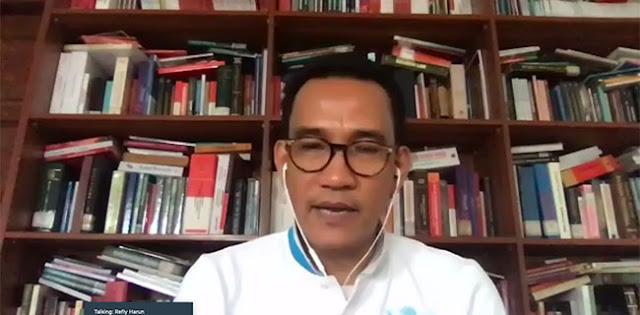 Refly Harun: Kalau PT 20% Dipertahankan, Cuma Cukong yang Bisa Ajukan Presiden
