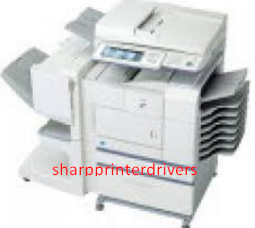 Sharp MX-M450 N Printer Driver Download
