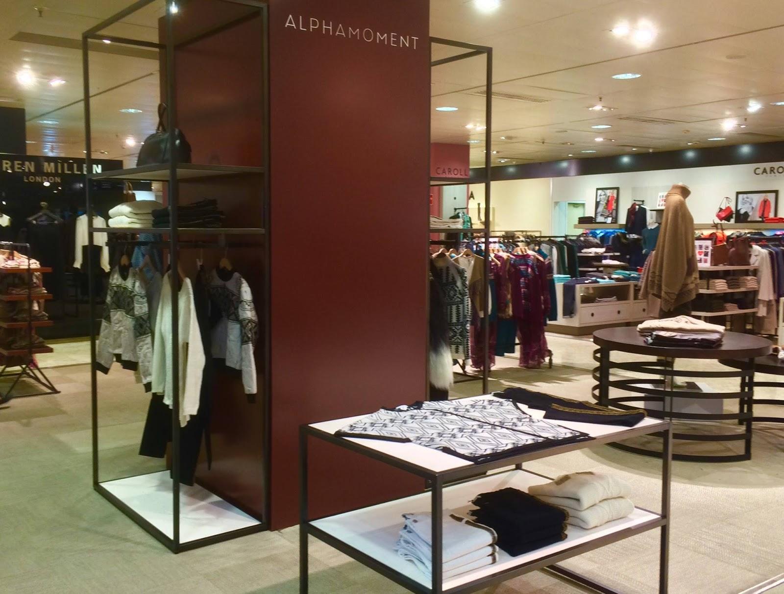 ALPHAMOMENT NO EL CORTE INGLÉS! - I Dress Your Style by Alexandra ... 1243a199043