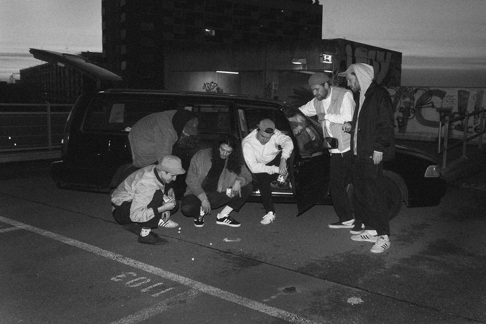 FERGE X FISHERMAN kündigen ihr Debütalbum an | Heute die Videopremiere 'Backstage'