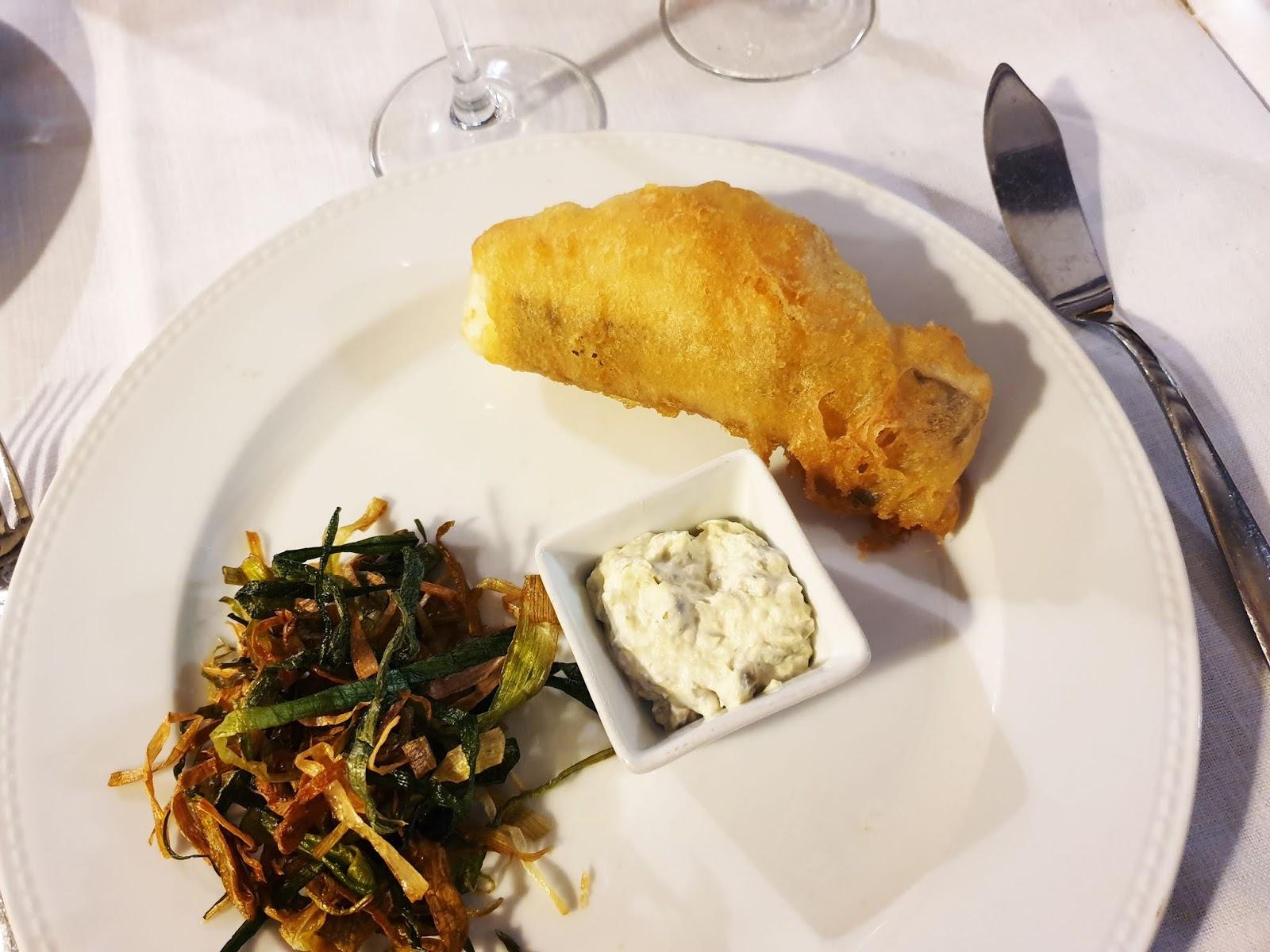 restaurante Tejas Verdes skrei