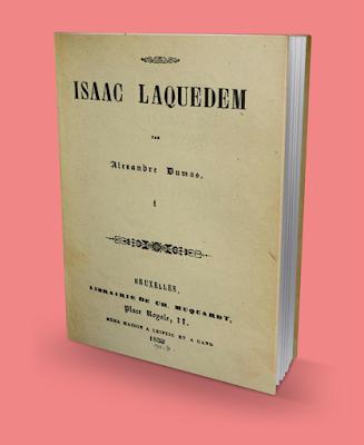 Isaac Laquedem Alejandro Dumas