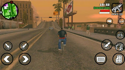 GTA San Andreas Screenshot