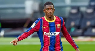 Barcelona set and ready to offer Dembele new contract deal