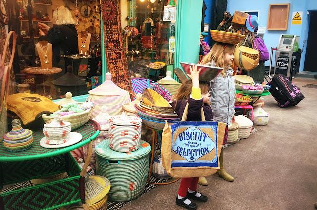 Brixton Village knick knacks