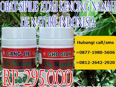 Beli Obat Sipilis Herbal Alami