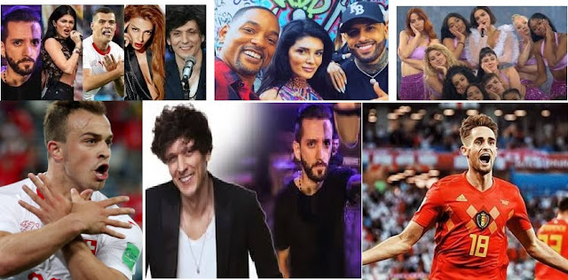 The Albanians who thrilled the world in 2018 and made us proud