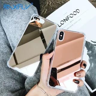 Ofertaça! Capas protecção iPhone com traseira espelhada por 0,28€ com envio GRÁTIS