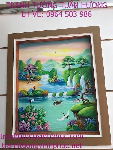 vẽ tranh 3d tại phúc yên vĩnh phúc2