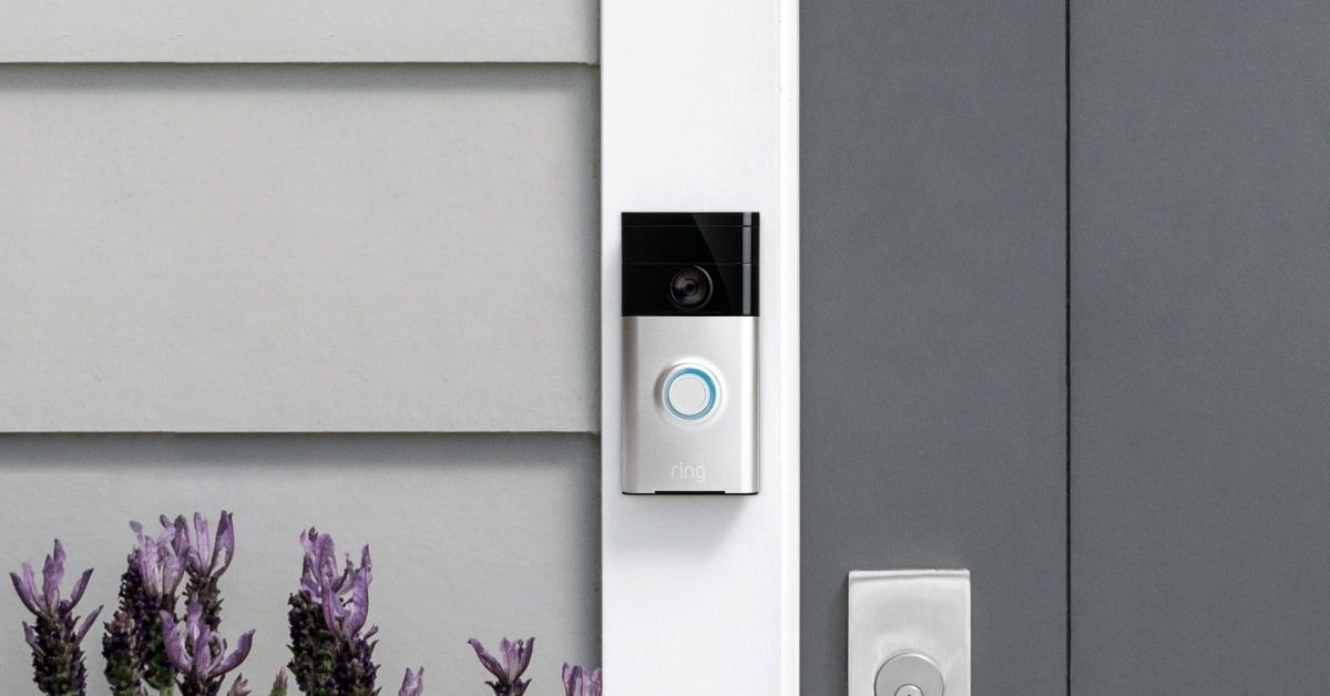 Ring offers a doorbell with a camera function - Moniedism