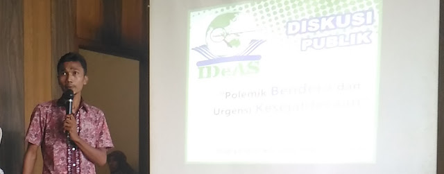 "IDeAS Sebut Lembaganya ""Provokator"" Pembangunan"