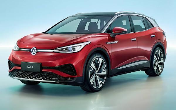 VW ID4-X Prime: versão AWD do SUV elétrico é mostrada na China