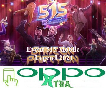Event 515 Mobile Legend 2021