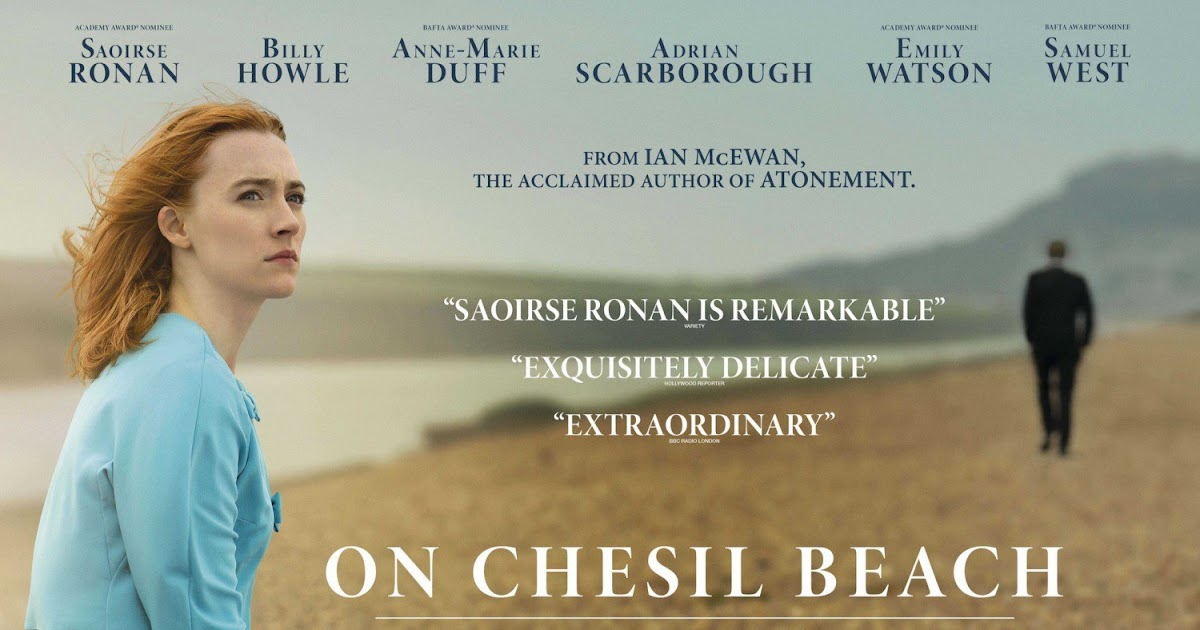 Ed S Filmic Forays Film Review On Chesil Beach 15