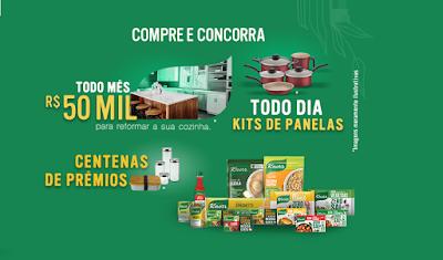 Promoção Knorr