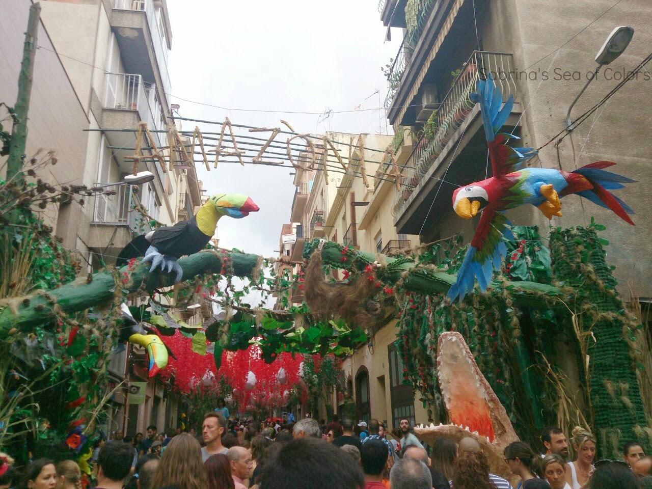 Fiestas de Gracia+Amazonia