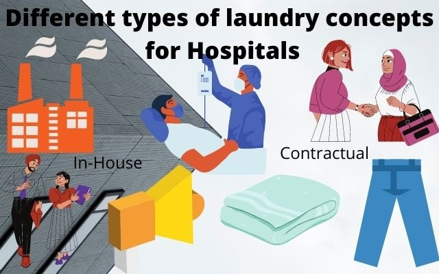 What are the Different Types of Laundry Concepts for Hospitals?