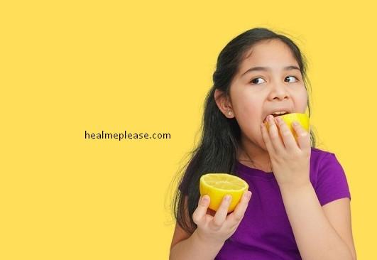 lemon for children