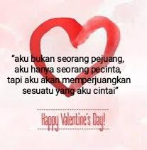 ucapan hari valentine untuk pacar