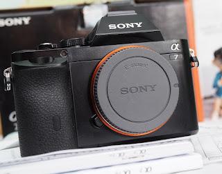 Jual Mirrorless Sony A7 Bekas