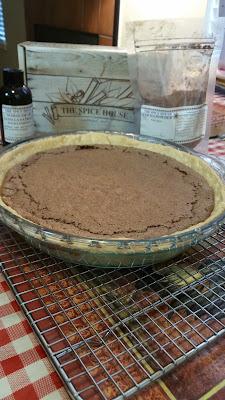Cousin Connie's Chocolate Pie