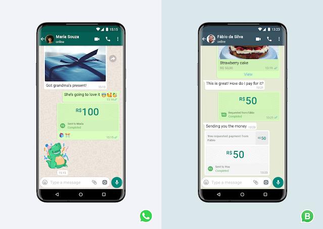 Whatsapp ने आखिरकार अपना Digital Payment Service लॉन्च कर दिया।