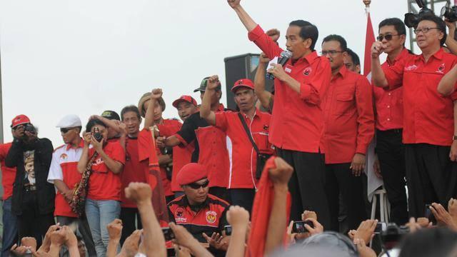 Hendri Satrio: Mengkritik Jokowi Tanda PDIP Memang Tidak Mau Ditinggal Konstituen